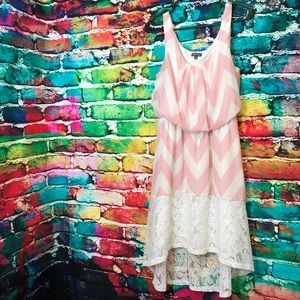 LILLY ROSE High Low Dress 🌸
